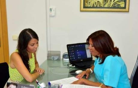 Asesoramiento clinica estetica Dr Terrén