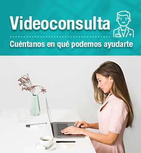 Videoconsulta en la Clínica Dr. Terrén